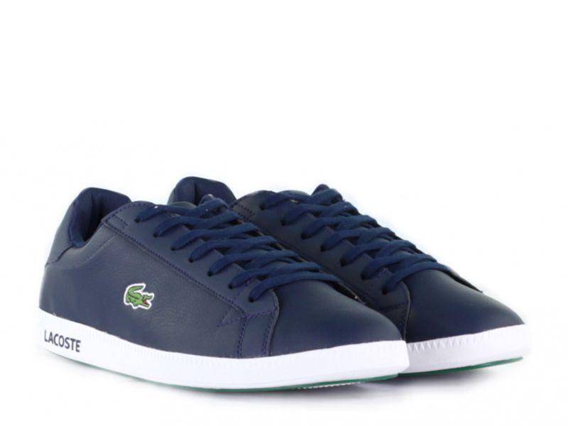 Кроссовки для мужчин Lacoste GRADUATE LCR3 LK118 купить в Интертоп, 2017