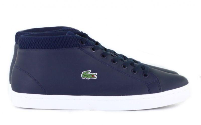Ботинки для мужчин Lacoste STRAIGHTSET CHUKKA 316 3 LK119 брендовая обувь, 2017