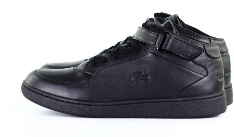 Ботинки мужские Lacoste TURBO 316 1 LK121 купить обувь, 2017
