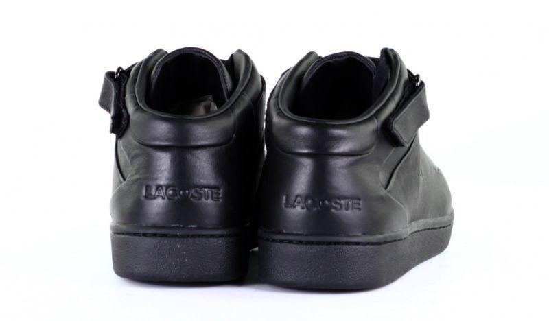 Ботинки мужские Lacoste TURBO 316 1 LK121 Заказать, 2017
