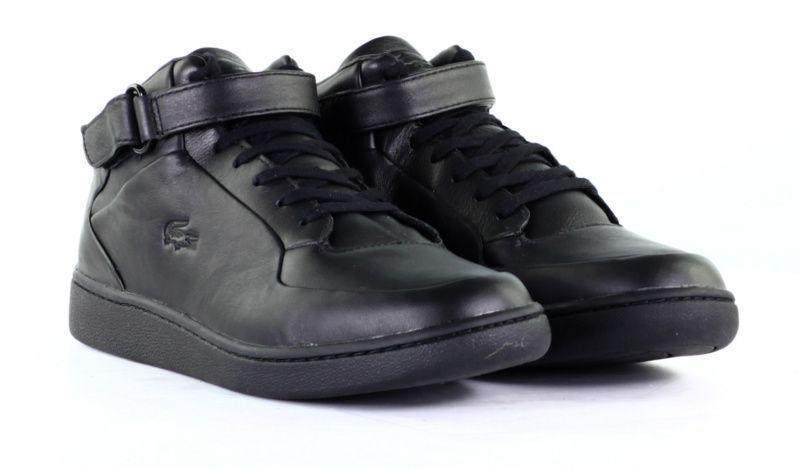 Ботинки мужские Lacoste TURBO 316 1 LK121 брендовая обувь, 2017