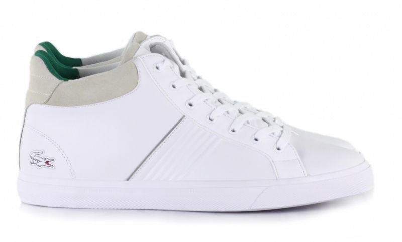 Ботинки мужские Lacoste FAIRLEAD MID 316 1 LK122 цена обуви, 2017