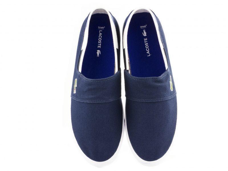 Cлипоны для мужчин Lacoste LK144 купить обувь, 2017
