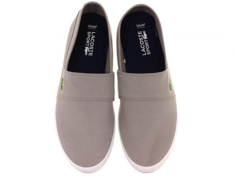 Cлипоны для мужчин Lacoste LK145 купить обувь, 2017