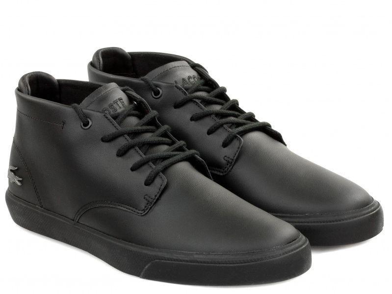 Купить Ботинки мужские Lacoste LK146, Черный
