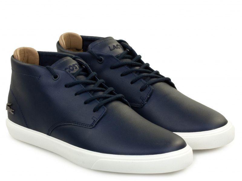 Купить Ботинки мужские Lacoste LK147, Синий