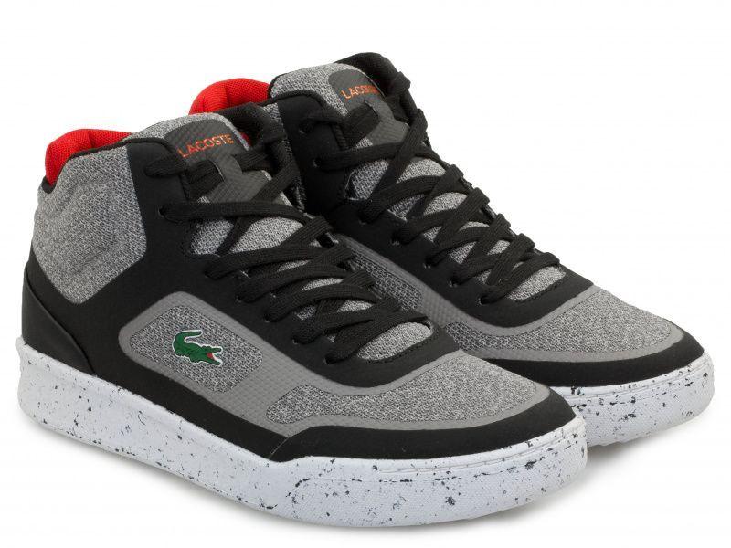 Купить Ботинки мужские Lacoste LK150, Серый