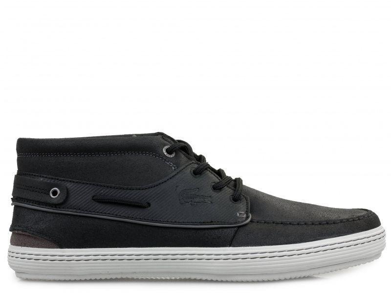 Ботинки мужские Lacoste LK151 размеры обуви, 2017
