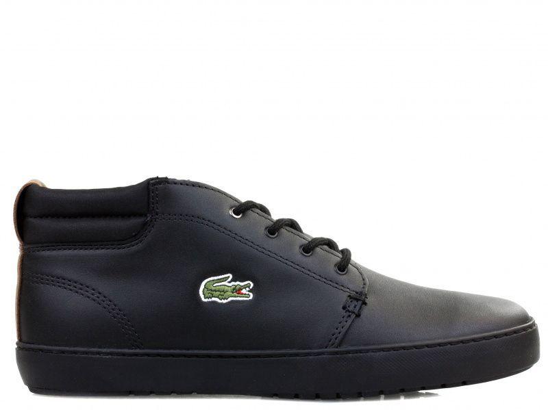 Ботинки мужские Lacoste LK152 размеры обуви, 2017