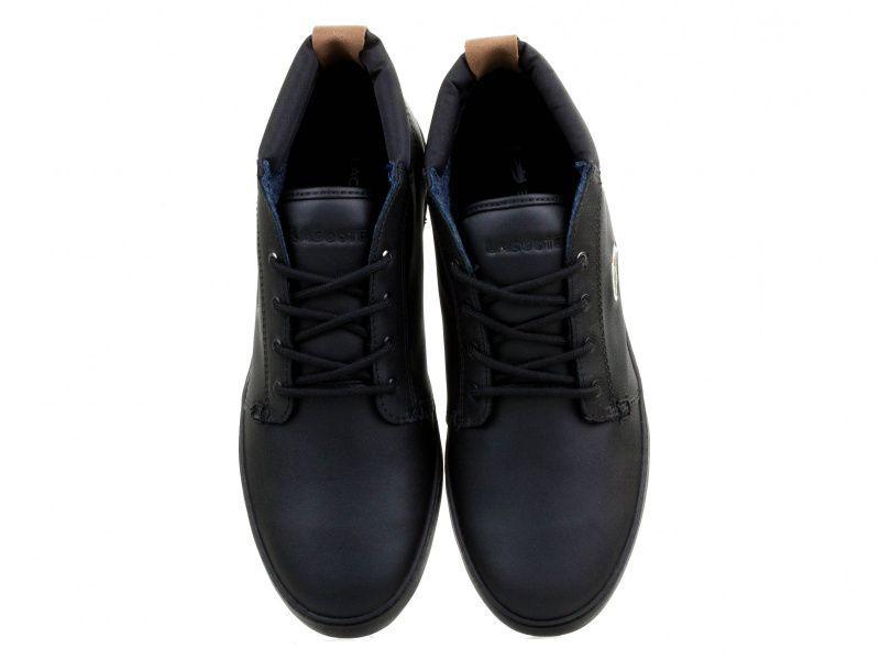 Ботинки мужские Lacoste LK152 размерная сетка обуви, 2017