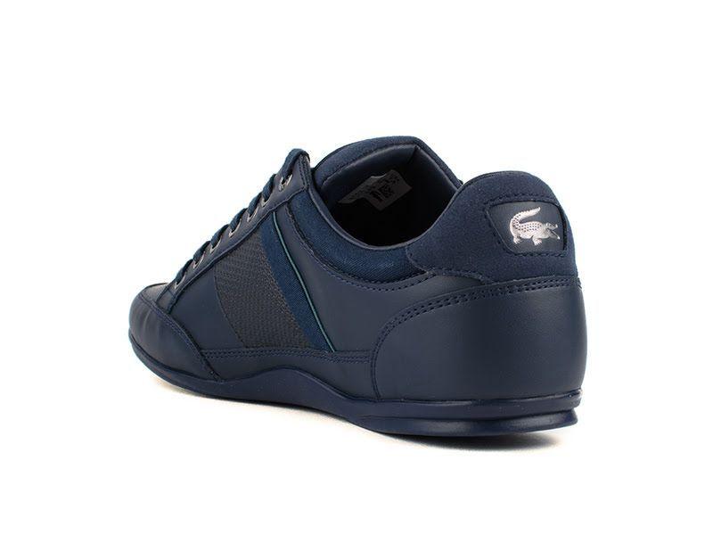 Кроссовки мужские Lacoste LK158 размерная сетка обуви, 2017