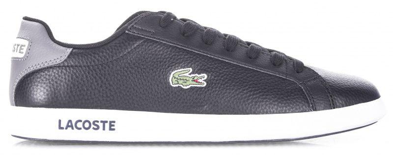 Кроссовки мужские Lacoste LK161 размеры обуви, 2017