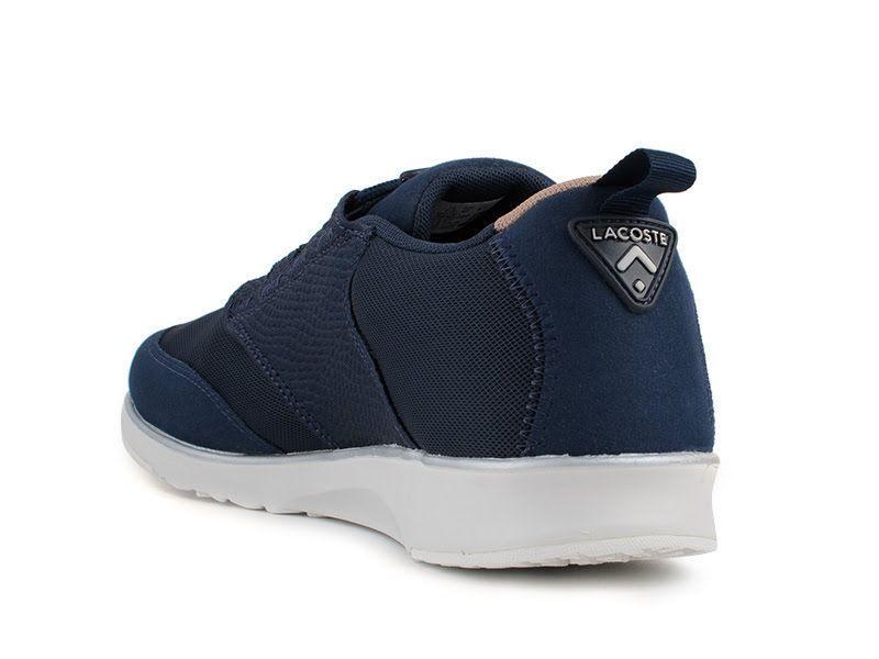 Кроссовки для мужчин Lacoste LK164 размеры обуви, 2017