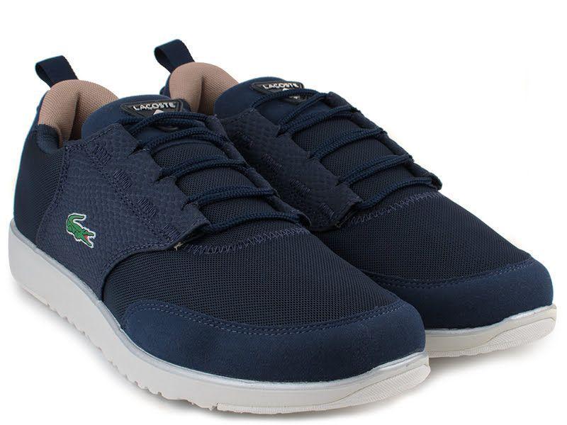 Кроссовки для мужчин Lacoste LK164 модная обувь, 2017