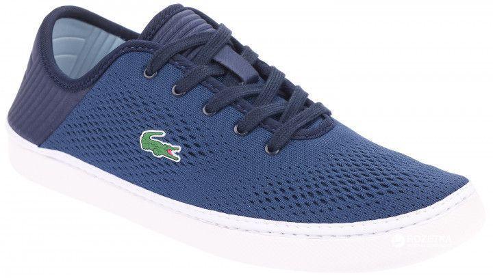 Кроссовки для мужчин Lacoste LK169 размеры обуви, 2017