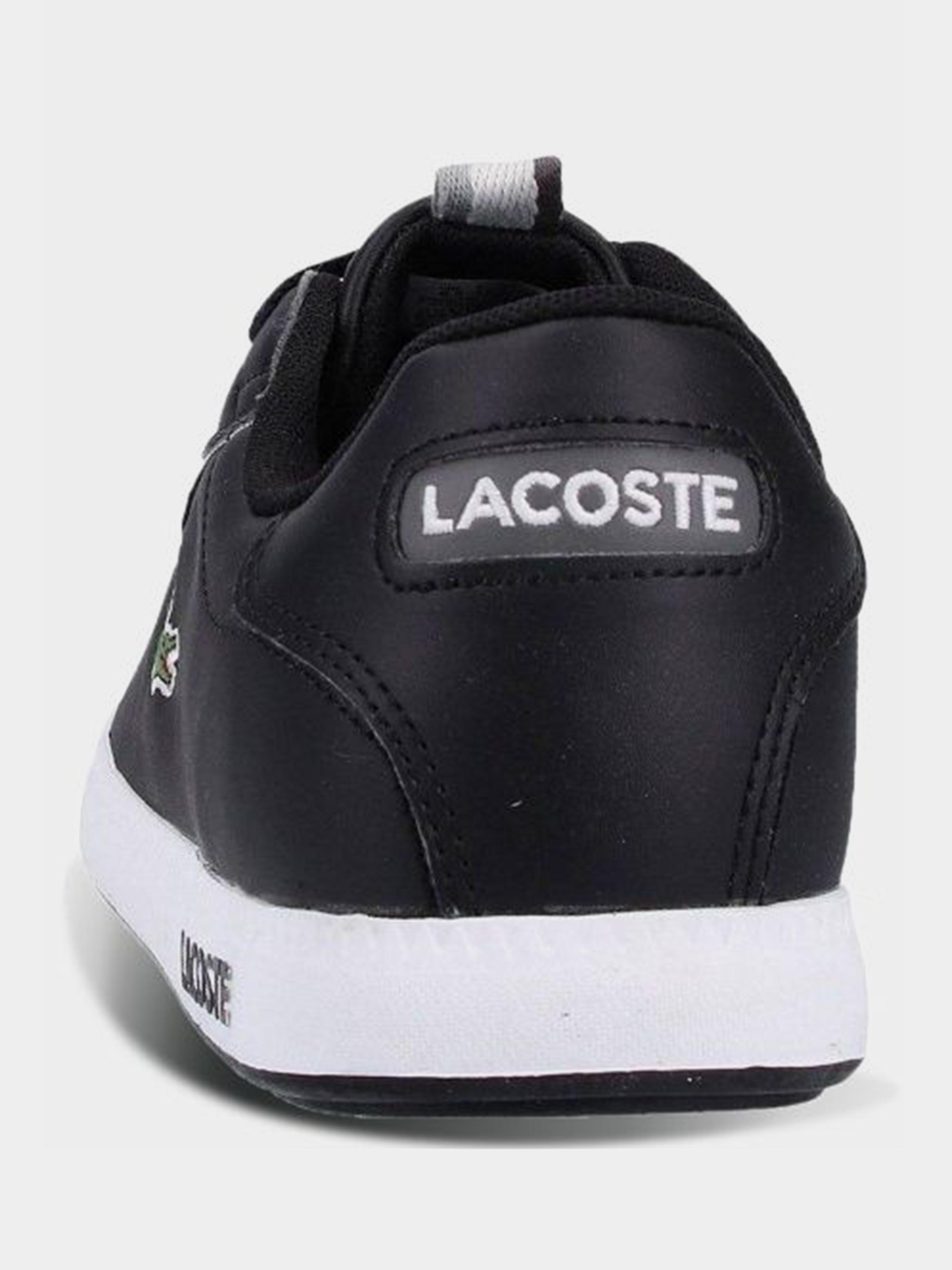 Полуботинки для мужчин Lacoste LK185 модная обувь, 2017