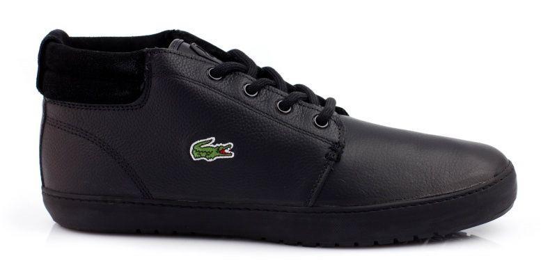 Ботинки мужские Lacoste AMPTHILL TERRA PUT LK91 размеры обуви, 2017