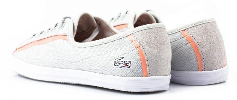 Кеды для женщин Lacoste LL107 размерная сетка обуви, 2017