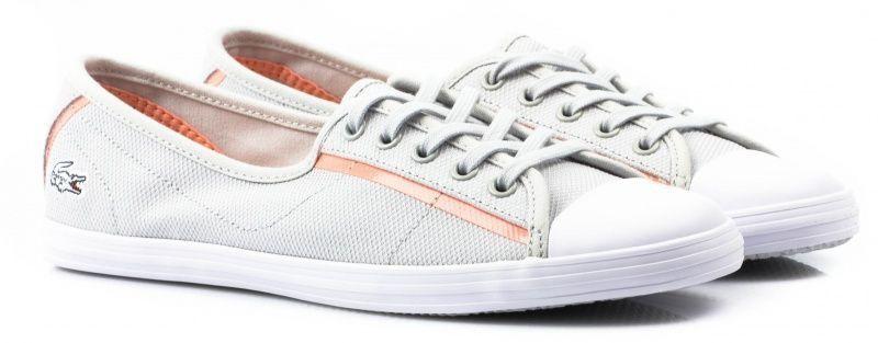 Lacoste Кеды  модель LL107 размеры обуви, 2017