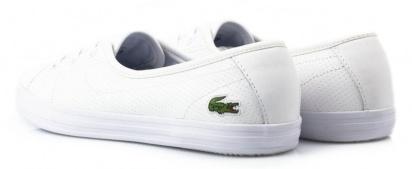 Кеди  для жінок Lacoste 731SPW0035001 брендове взуття, 2017