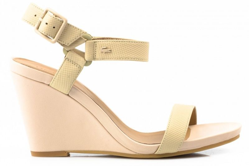 Босоножки для женщин Lacoste LL112 купить обувь, 2017