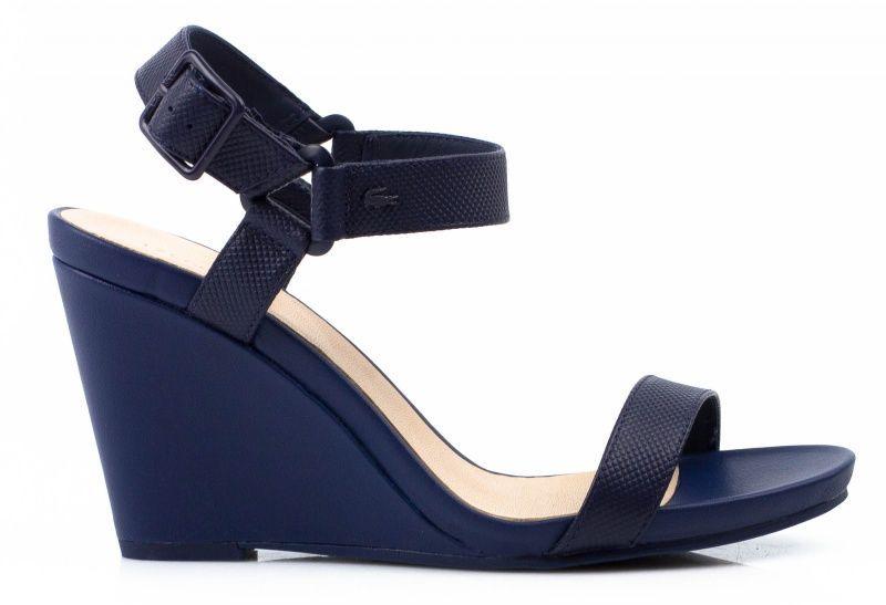 Босоножки для женщин Lacoste LL113 размеры обуви, 2017