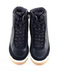Ботинки для женщин Lacoste Explorateur Calf 316 2 LL114 брендовая обувь, 2017