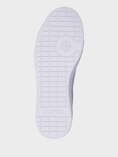 Кеды для женщин Lacoste CARNABY EVO BL 1 SPW 732SPW0132001 брендовая обувь, 2017