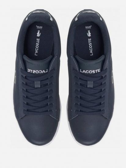 Кеди  для жінок Lacoste CARNABY EVO BL 1 SPW 732SPW0132003 брендове взуття, 2017