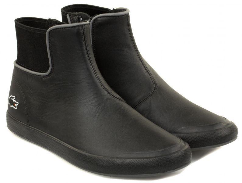 Ботинки для женщин Lacoste Lancelle Chelsea 316 1 LL120 модная обувь, 2017