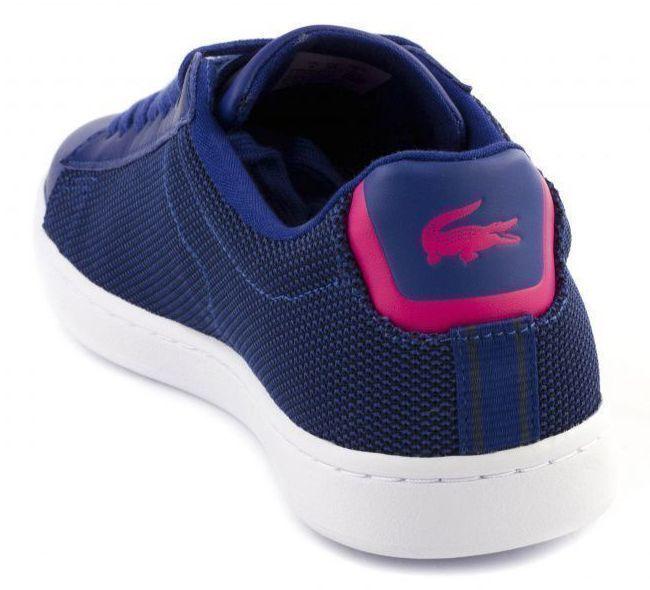 Кроссовки для женщин Lacoste LL130 размеры обуви, 2017