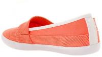 Слипоны для женщин Lacoste 733CAW10372K9 брендовая обувь, 2017