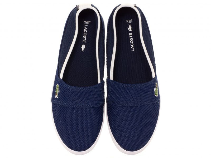 Cлипоны для женщин Lacoste LL132 размеры обуви, 2017