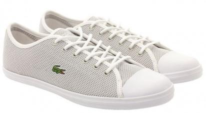Кеды для женщин Lacoste 733CAW1045334 купить обувь, 2017