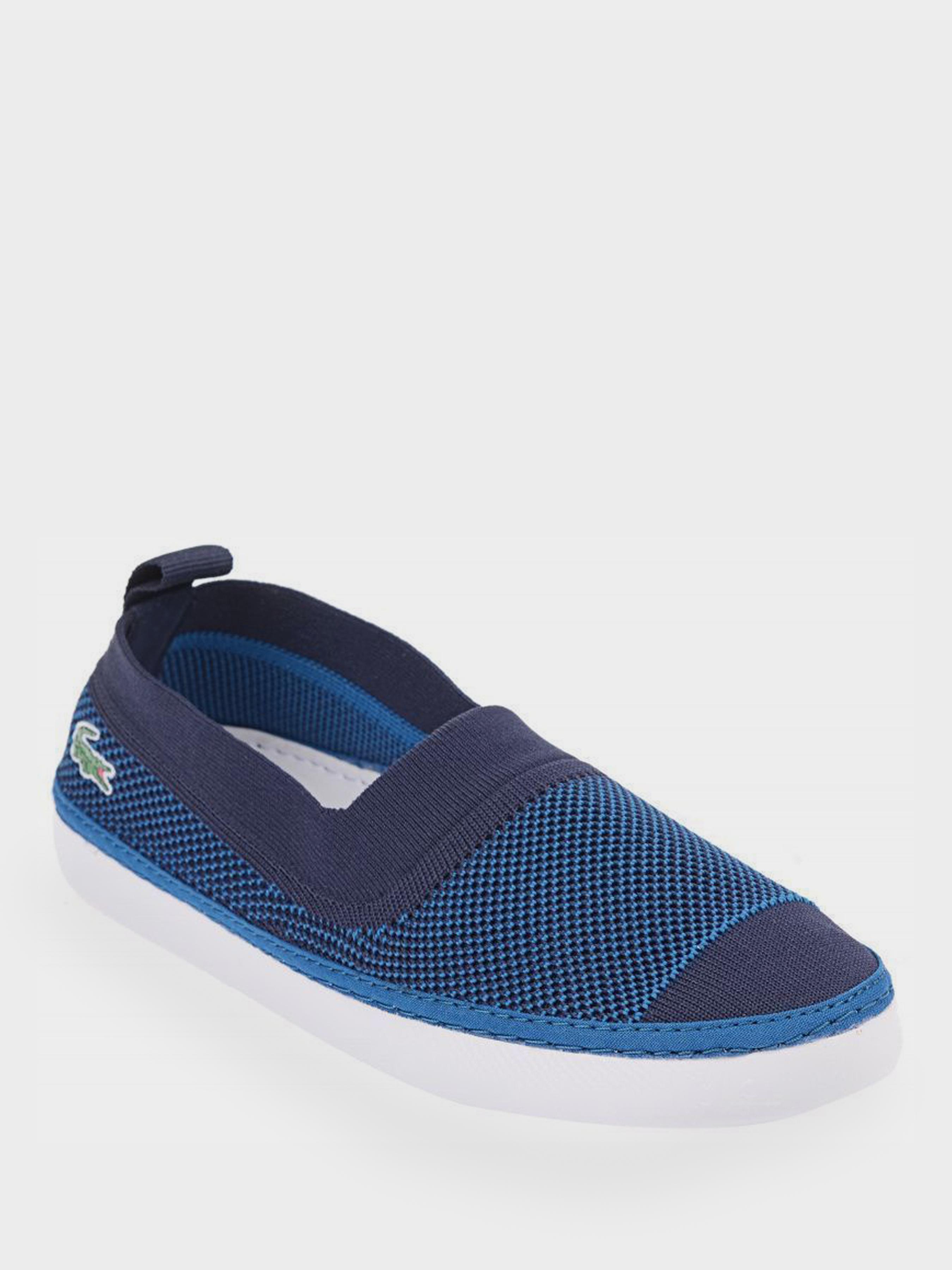 Cлипоны для женщин Lacoste LL151 размерная сетка обуви, 2017