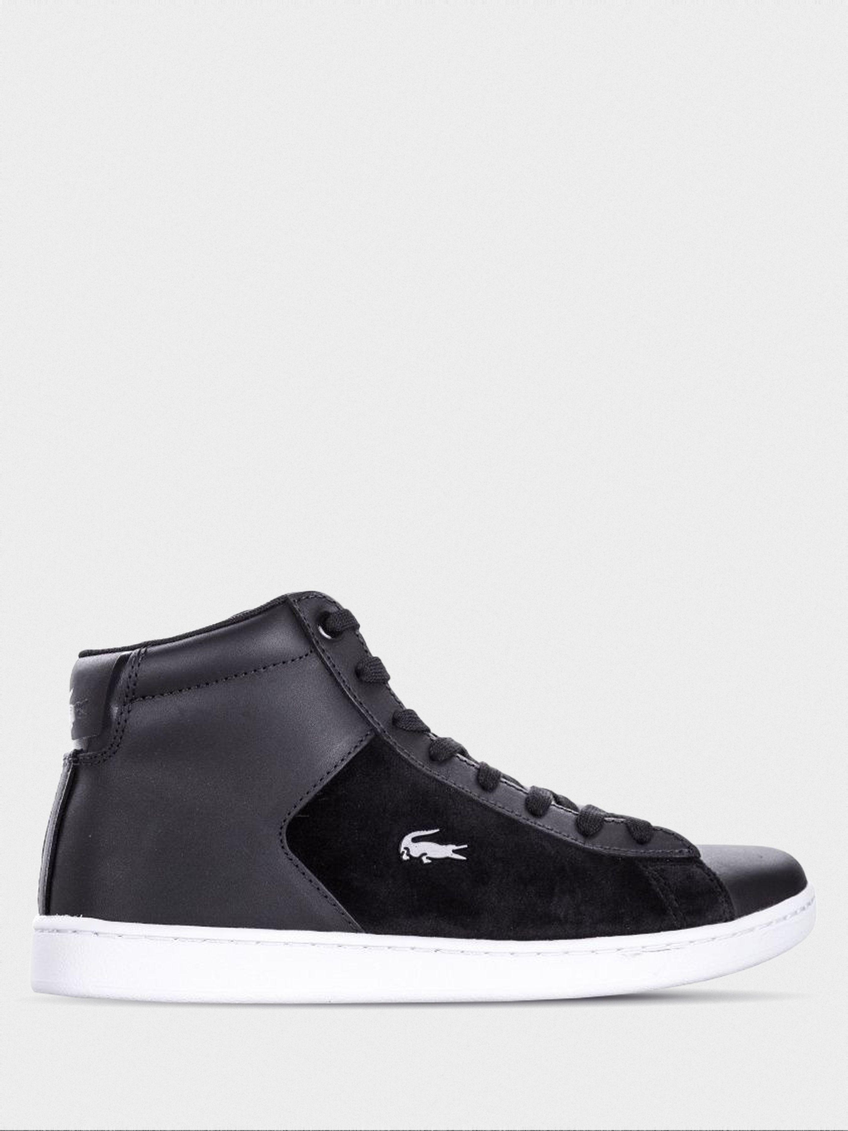 Ботинки для женщин Lacoste CARNABY EVO LL169 Заказать, 2017