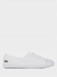 Кеди  для жінок Lacoste ZIANE BL 2 CFA 737CFA006621G ціна взуття, 2017