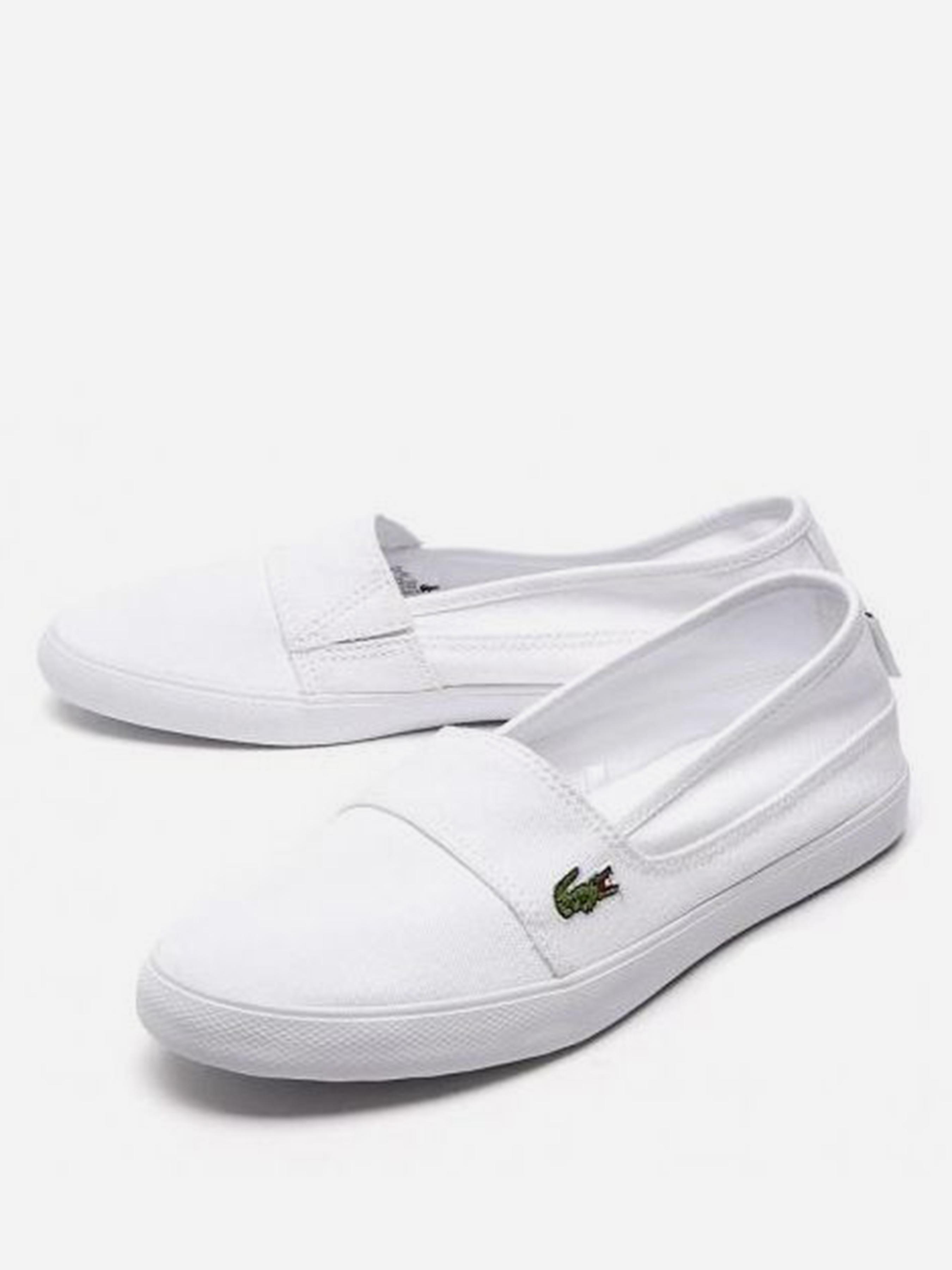 Мокасины для женщин Lacoste MARICE BL 2 CFA 732SPW0142001 размерная сетка обуви, 2017