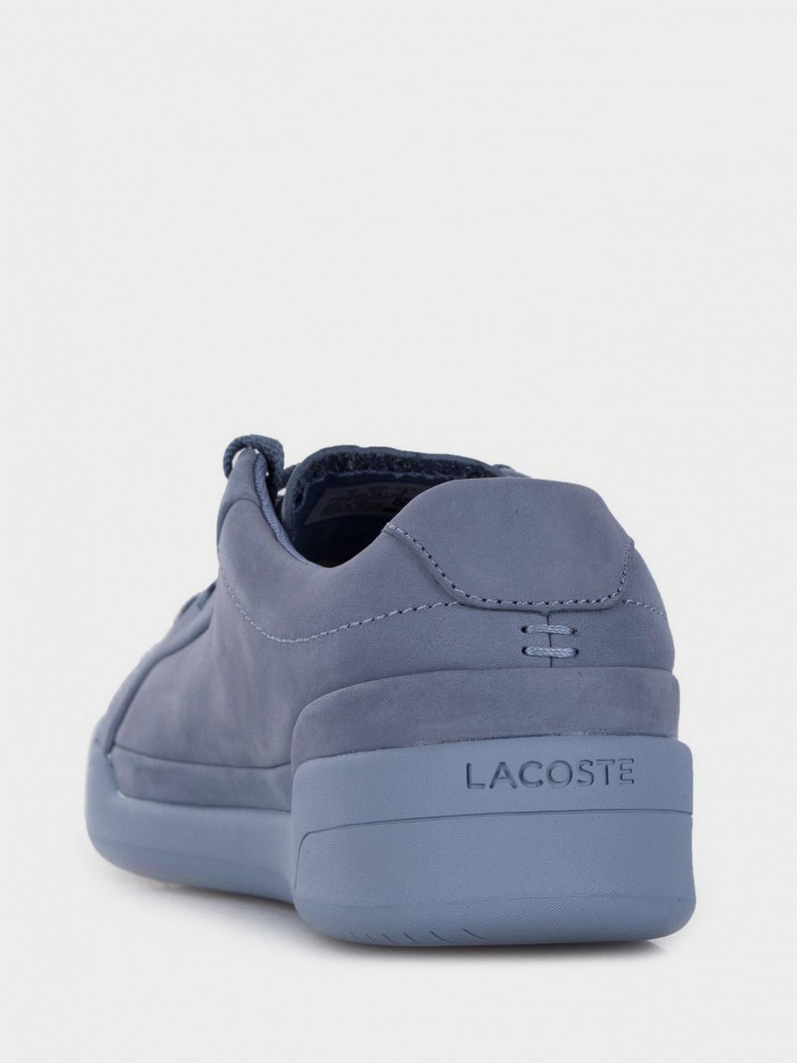 Кросівки  для жінок Lacoste 737SFA0025LB2 купити взуття, 2017