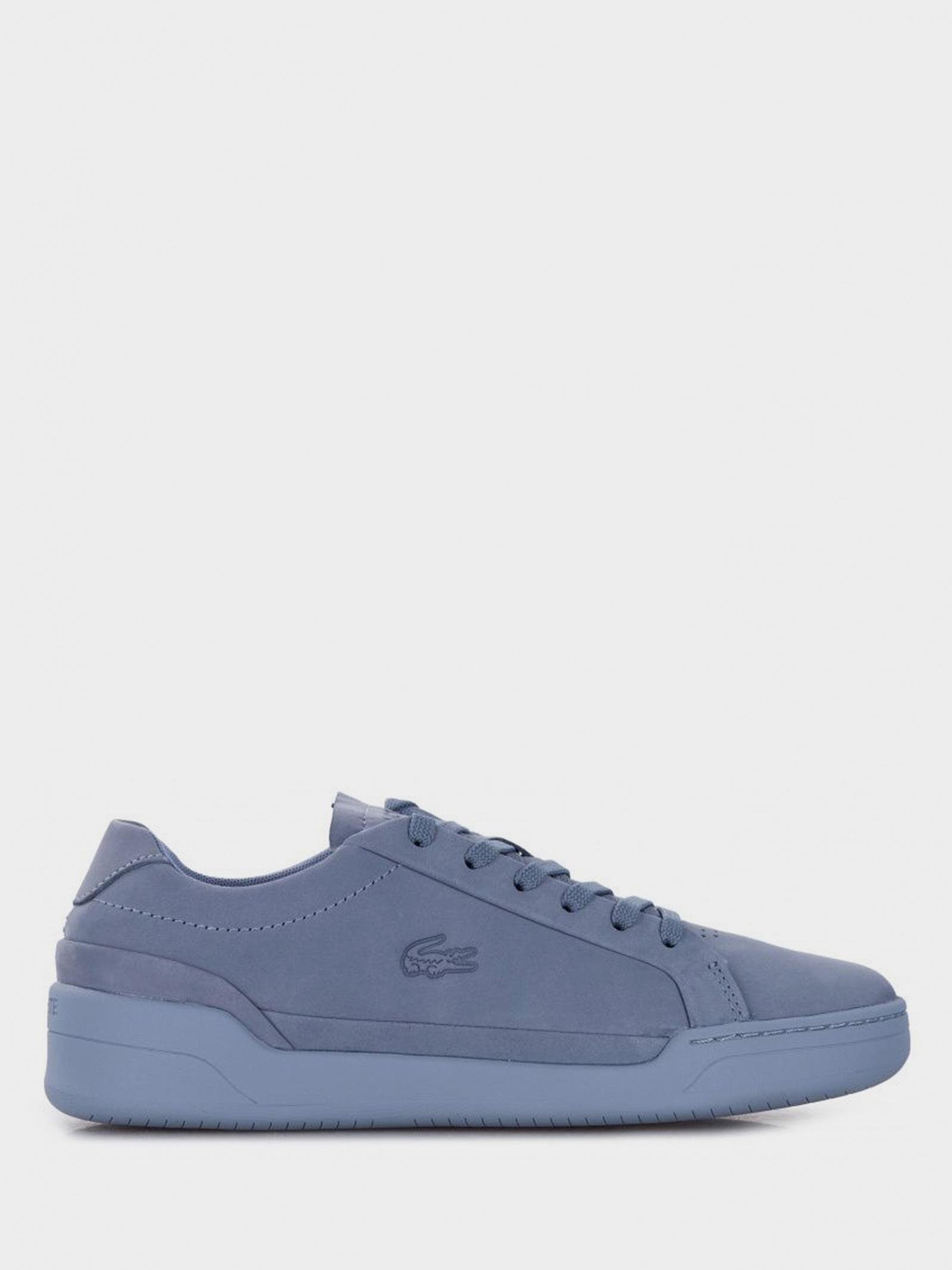 Кросівки  для жінок Lacoste 737SFA0025LB2 брендове взуття, 2017