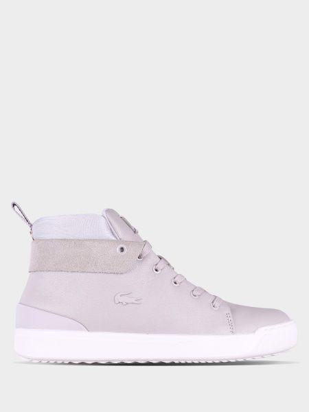 Ботинки для женщин Lacoste LL207 брендовые, 2017