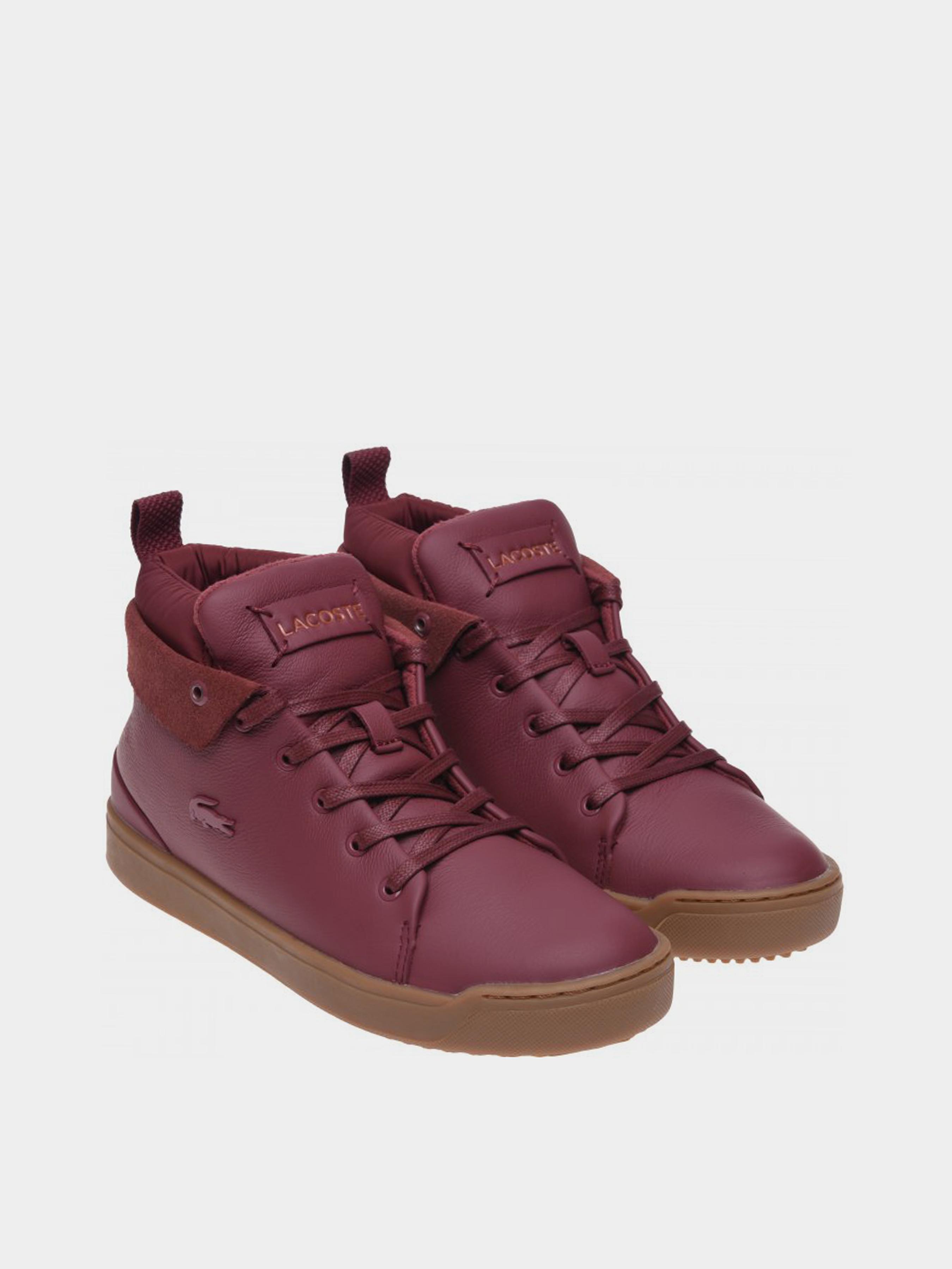 Ботинки для женщин Lacoste LL208 размерная сетка обуви, 2017