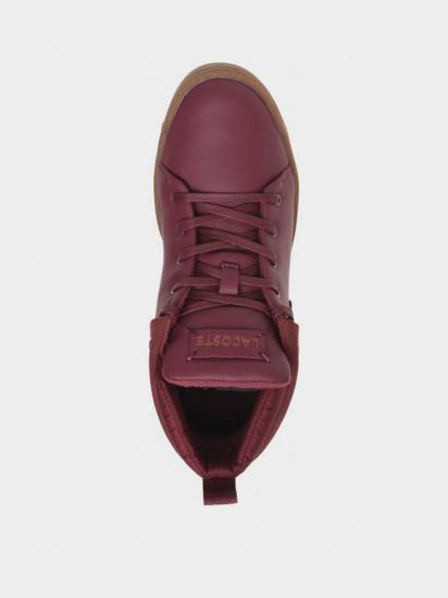 Ботинки для женщин Lacoste LL208 размеры обуви, 2017