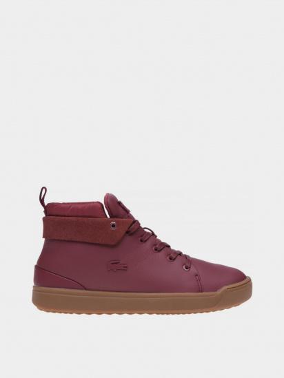 Ботинки для женщин Lacoste LL208 брендовые, 2017