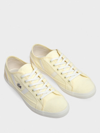 Кеди  для жінок Lacoste 739CFA0017AA5 купити взуття, 2017