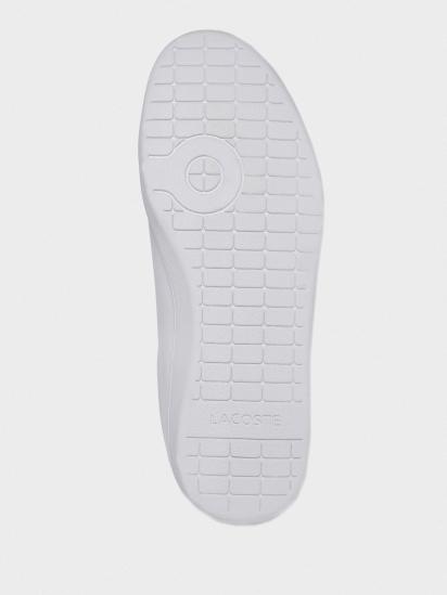 Кеди  жіночі Lacoste 739SFA0048407 розміри взуття, 2017
