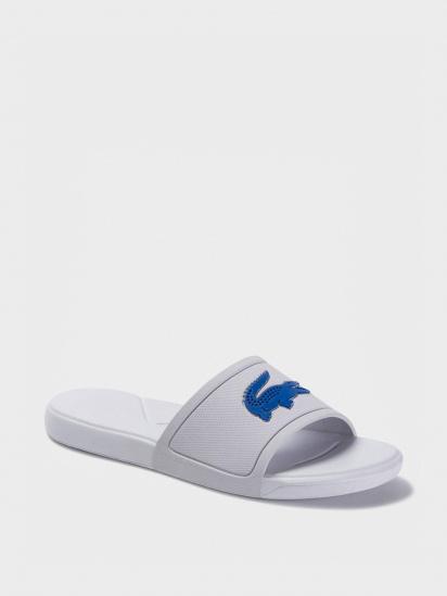Шлёпанцы для детей Lacoste L.30 SLIDE 120 1 CUJ 739CUJ0006080 брендовая обувь, 2017