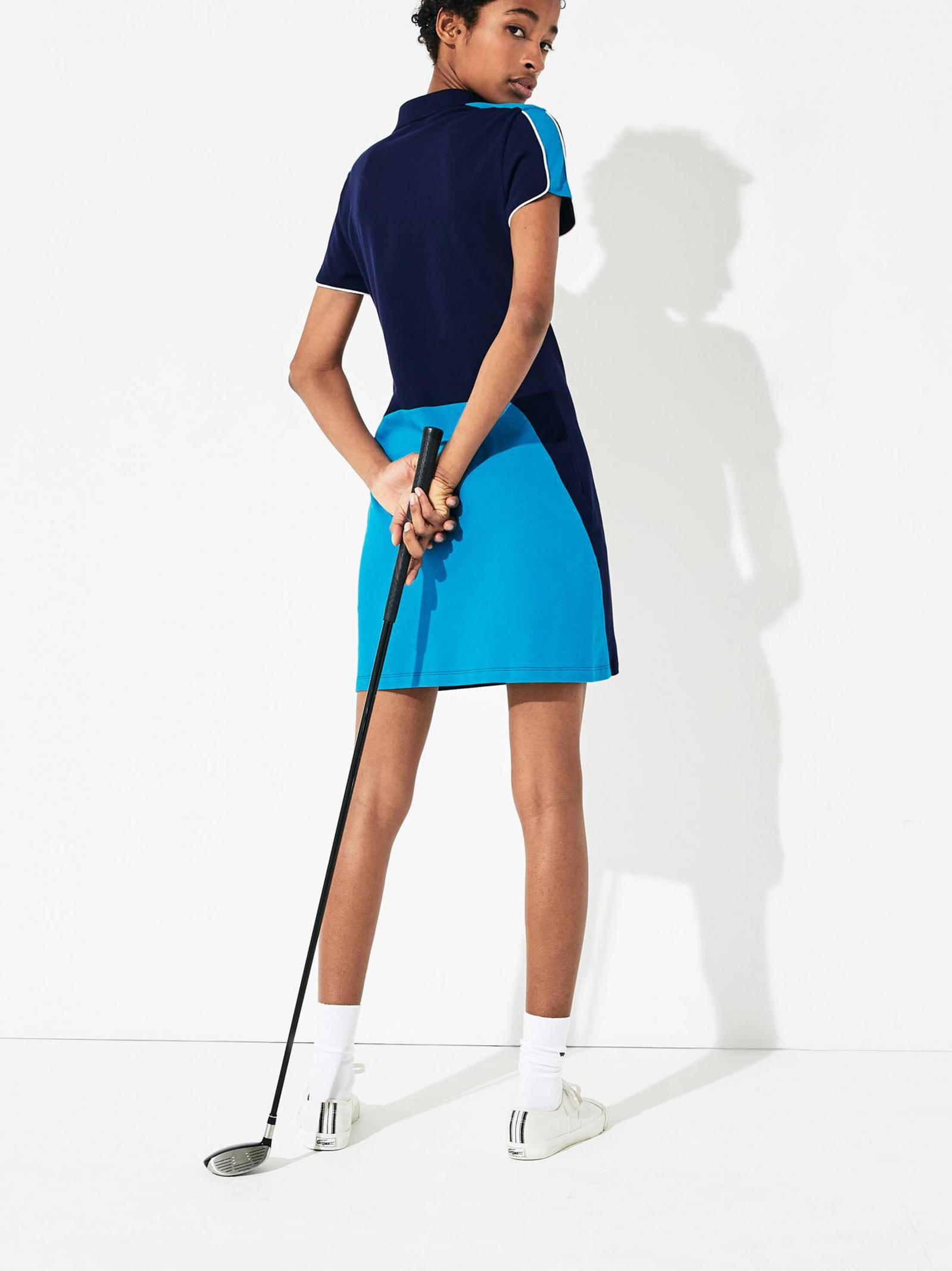 Платье женские Lacoste модель LL303 приобрести, 2017