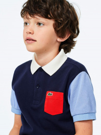 Поло детские Lacoste модель LL304 купить, 2017