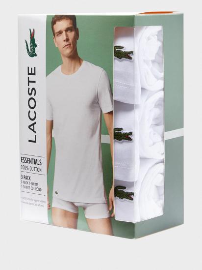 Lacoste Футболка чоловічі модель TH3451001 відгуки, 2017